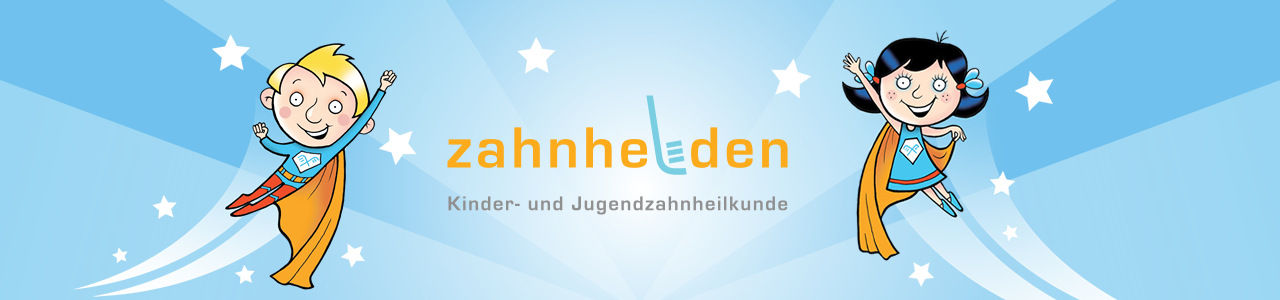 Zahnhelden mobile Header
